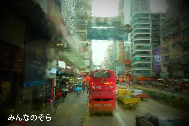 香港の2階建てのバス@香港で乗り物観光【11選】