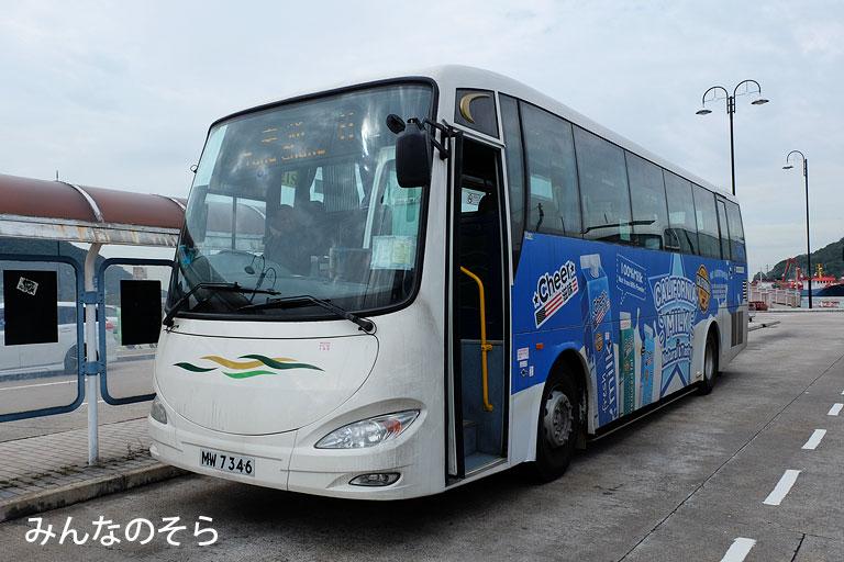 バス@香港で乗り物観光【11選】