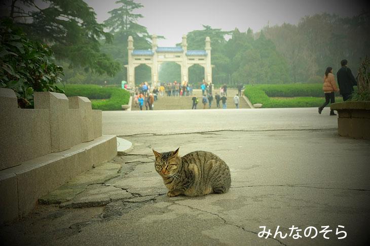 中国のピラミッド!?中山陵で孫文先生のお墓参り(南京/中国)