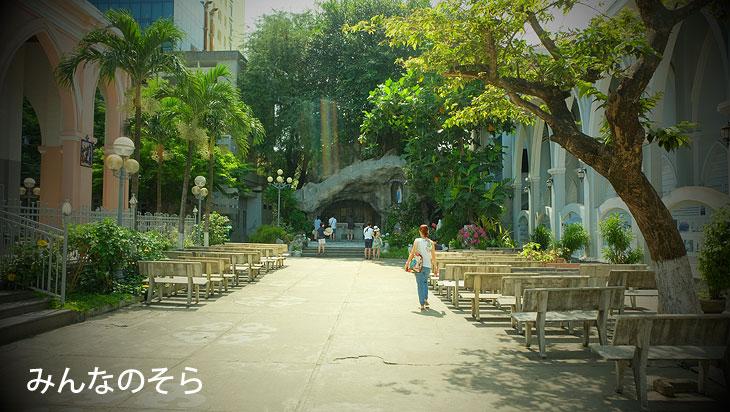 ダナン大聖堂(Da Nang Cathedral)@ダナン市内観光