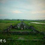 谷弥次郎兵衛さんのお墓(ホイアン/ベトナム)