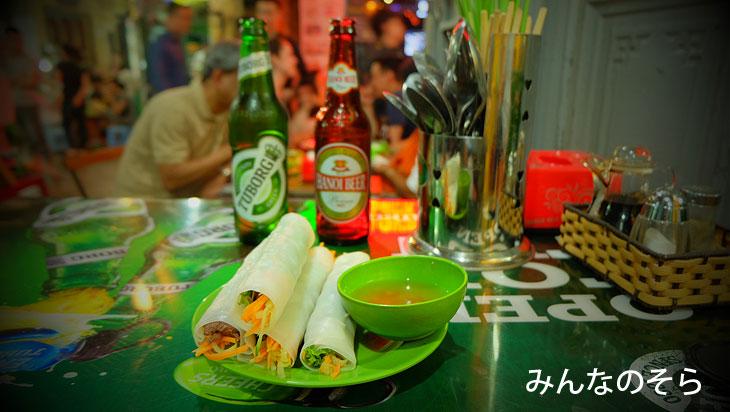 べトナム一人旅の食事!B級グルメ、ローカル屋台など【27食】(ホーチミン/ハノイ/ホイアン)