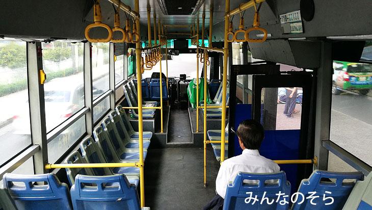 ホーチミン空港⇔市内(ベンタン市場/9月23日公園)152番+109番バスに乗りました(べトナム)