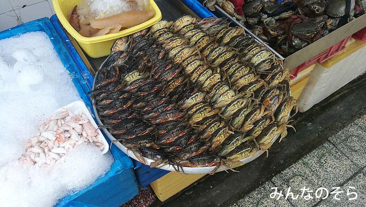 ベンタン市場で、べトナム名物「バインセオ」を食す@べトナム/ホーチミン