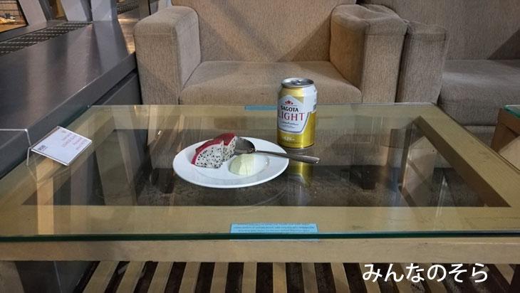 SAGOTA LIGHT@タンソンニャット国際空港のラウンジ@べトナムのグルメ【ホーチミン編】10食