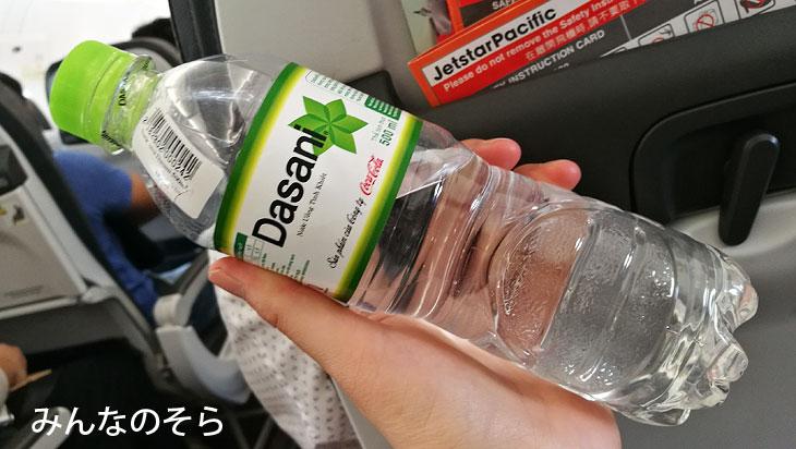 Dasani(水)byコカコーラ@べトナムのグルメ【ホーチミン編】10食