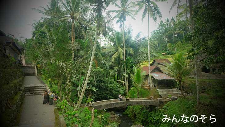 【世界遺産】バリ最大の石窟遺跡!グヌンカウィ(Gunung Kawi Temple)