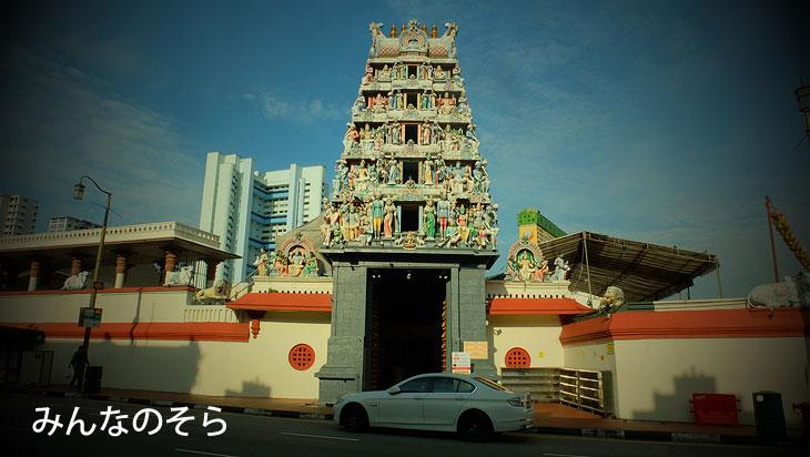 スリ・マリアマン寺院|チャイナタウンに4泊!おすすめの観光スポット、穴場をシェアします(シンガポール)