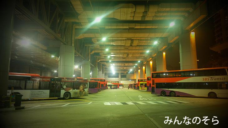 5.ナイトサファリからチャイナタウンまで、公共交通機関で戻ってきました
