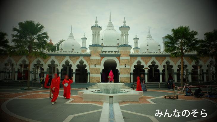 マスジッド・ジャメ(Masjid Jamek Sultan Abdul Samad)