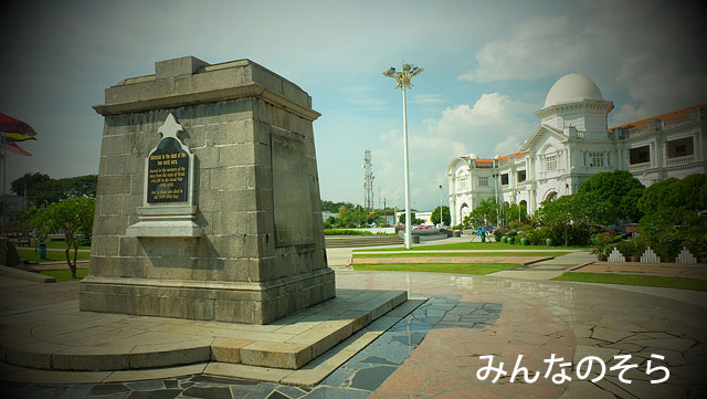 イポー駅周辺(マレーシア)