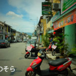 ペナン島(ジョージタウン)で、レンタルバイク屋さんを探すなら「Chulia Street」へ