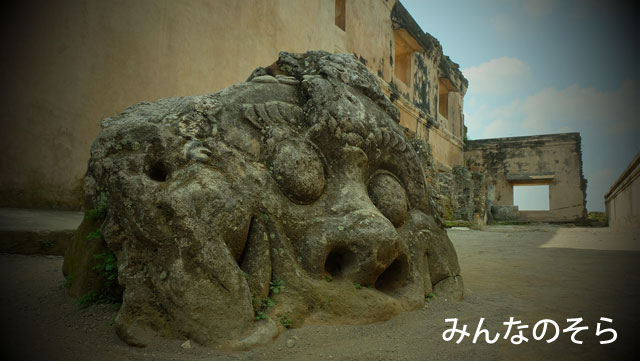洞窟モスクにリベンジ入