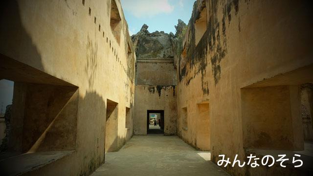 洞窟モスクにリベンジ入場