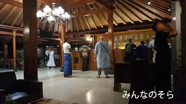 宿【4:15AM発】マノハラ サンライズツアーへ