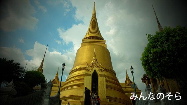 タイで一番格式の高い王室寺院!ワット・プラケオ(Wat Phra Kaeo)