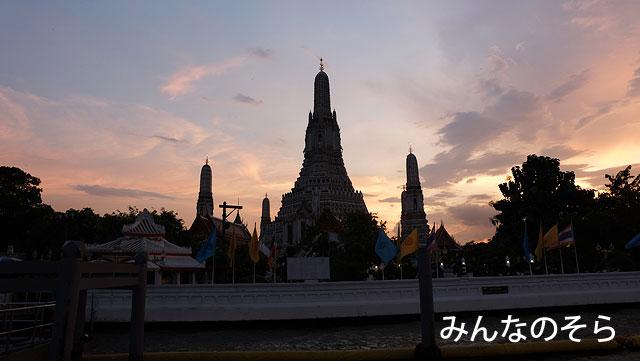 【まとめ】バンコクの三大寺院巡りの行き方