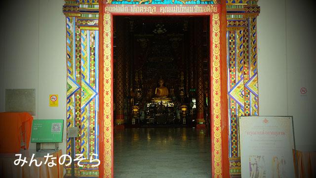 チェンマイ最古の寺院!ワット・チェンマイ