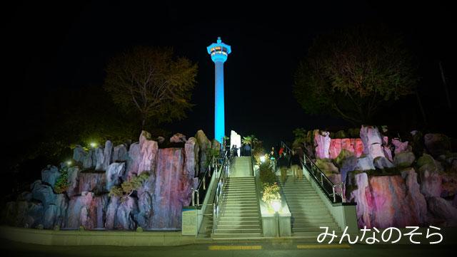 龍頭山公園!日本ゆかり碑や像を見ておきましょう