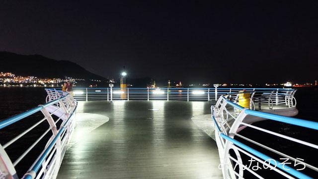 松島スカイウォークで「海」上散歩