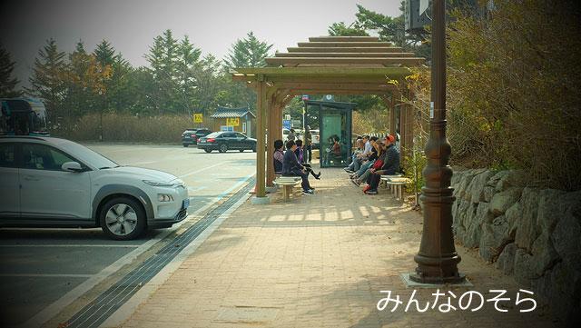 【14:00発】石窟庵(ソックラム)→仏国寺→慶州に移動